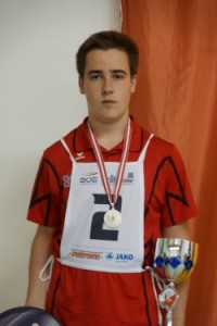 2. Platz durch Rene Glavanovits