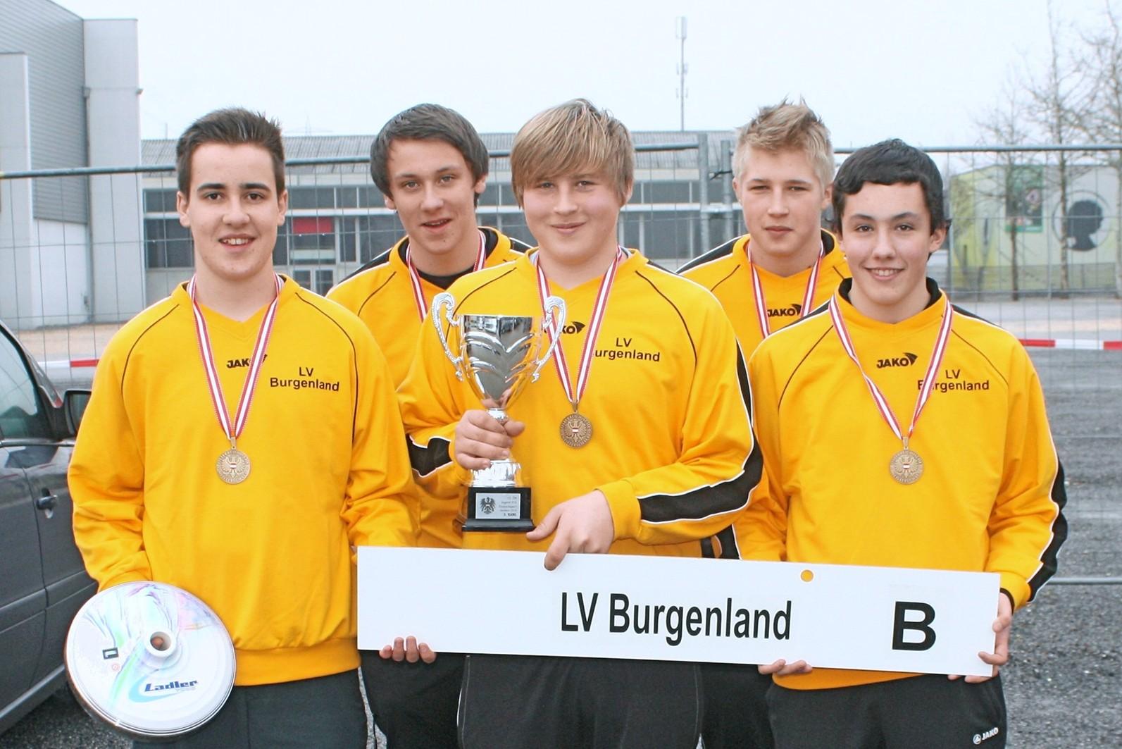 3. Platz bei der ÖM Jugend U16 / 6. Platz bei Junioren U23