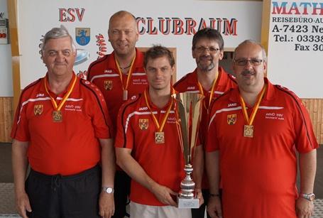 Neumarkt a.d. Raab gewinnt Regionalliga BGLD/NÖ