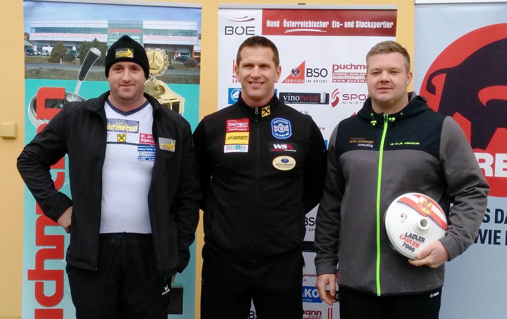 3. Platz für Markus Bischof beim Österreich Cup