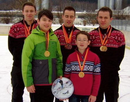 Ergebnis Landesmeisterschaft Jugend U19