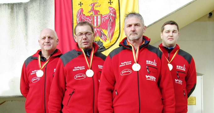 ESV Dobersdorf gewinnt Landesliga Herren
