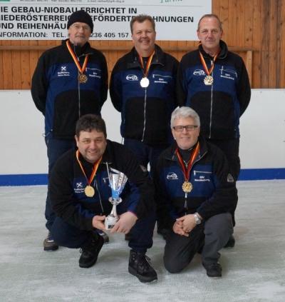 Regionalliga BGLD/NÖ – Sieger ESV Neudauberg