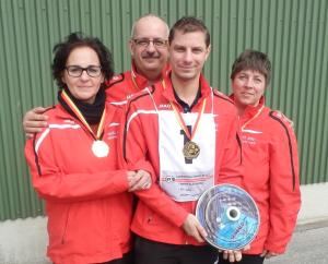 Ergebnis Landesliga Mixed