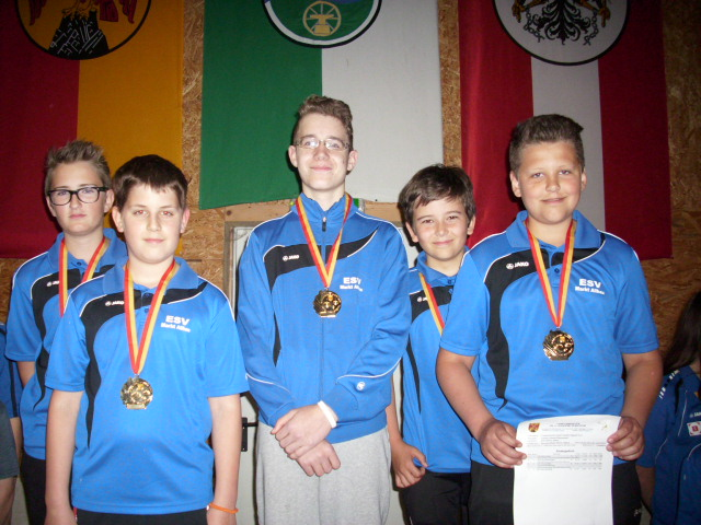 Landesmeisterschaft Schüler U14