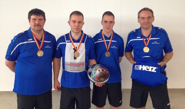 Landesmeisterschaft Herren Mannschaft