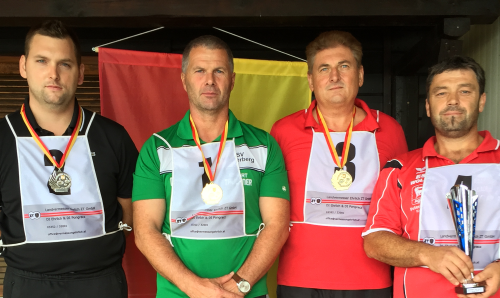 Landesmeisterschaften Ziel Sommer 2015