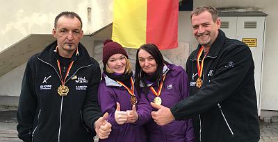 ESV Wolfau gewinnt Landesmeisterschaft Mixed