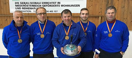 ESV Wörterberg ist Landesmeister Mannschaft Herren