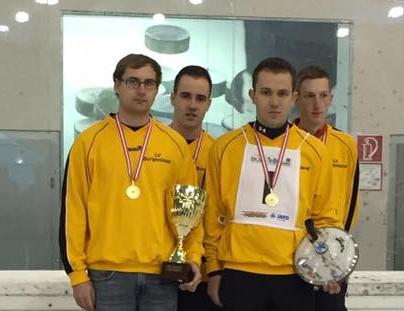 Auswahl BGLD  Österreichischer Meister U23