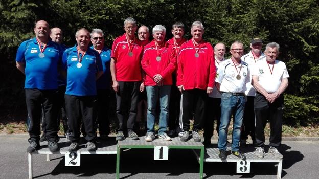 Ergebnis Landesliga Senioren