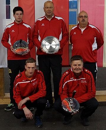 Burgenland Cup Sieger ESV Neumarkt a.d. Raab