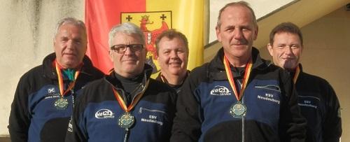 ESV Neudauberg Landesmeister Senioren