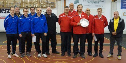 ESV Neumarkt gewinnt Burgenland Cup