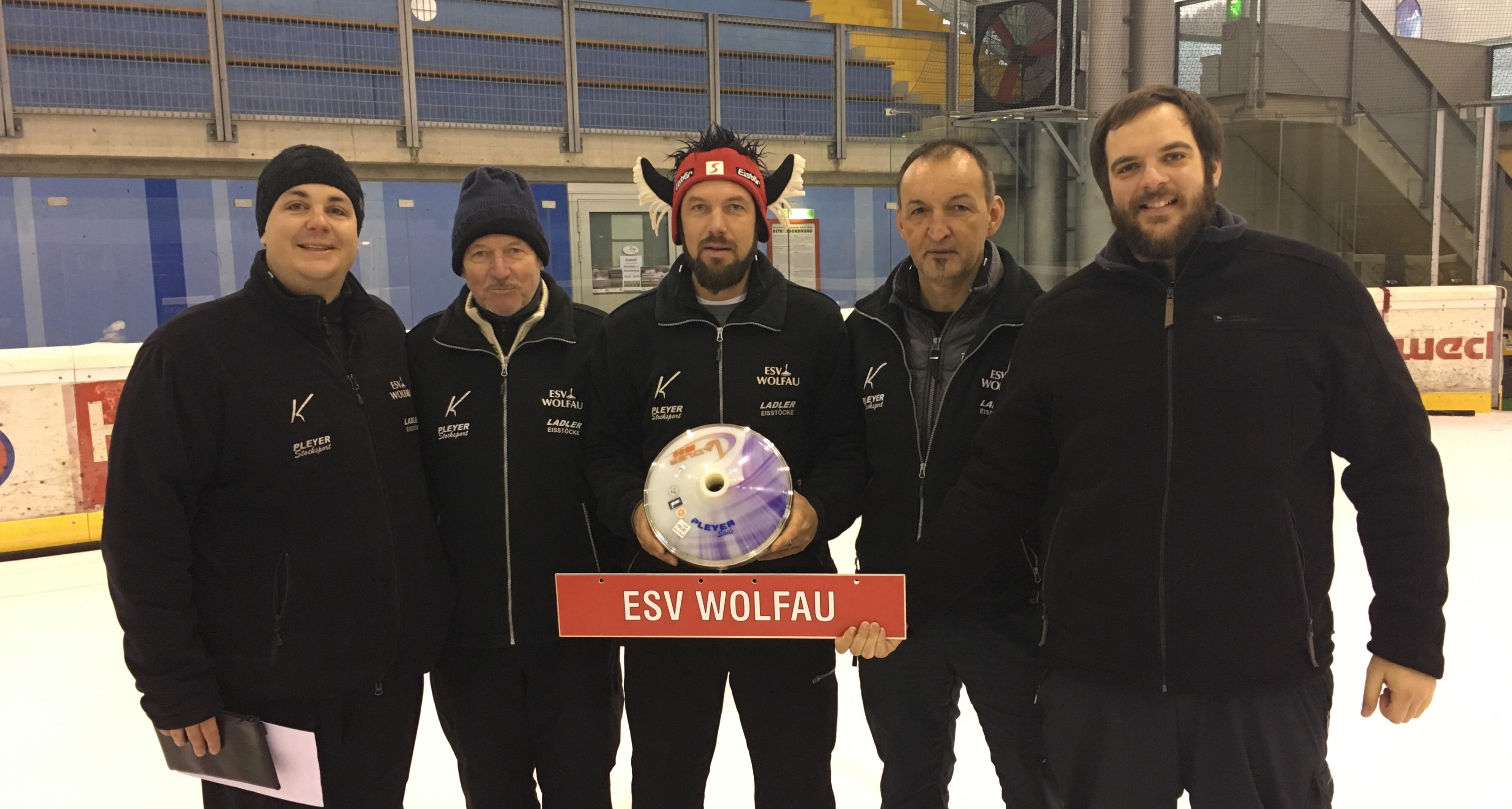 4. Platz für den ESV Wolfau in BL2