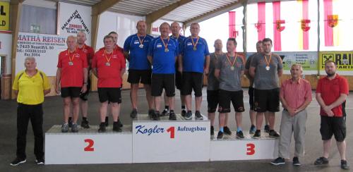 Oberliga Sieg für den ESV Oberwart