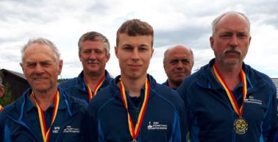 1. Klasse Herren – Sieg für ESV Steinmetz Kalch Tschantschendorf