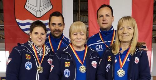 Landesmeisterschaft Mixed – Sieg für Oberwart