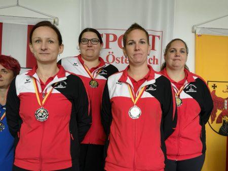 LM Damen: Sieg für den ESV Pinkafeld/Sinnersdorf